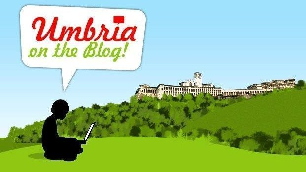 blogger in Umbria