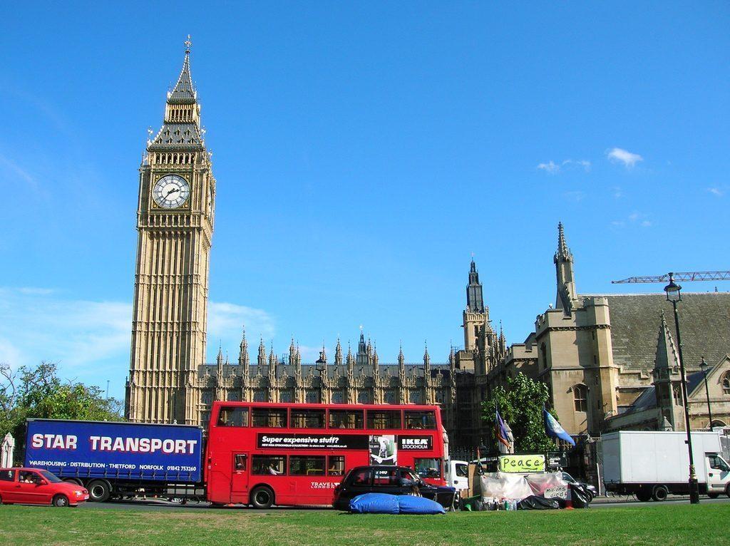 A Londra con mia figlia