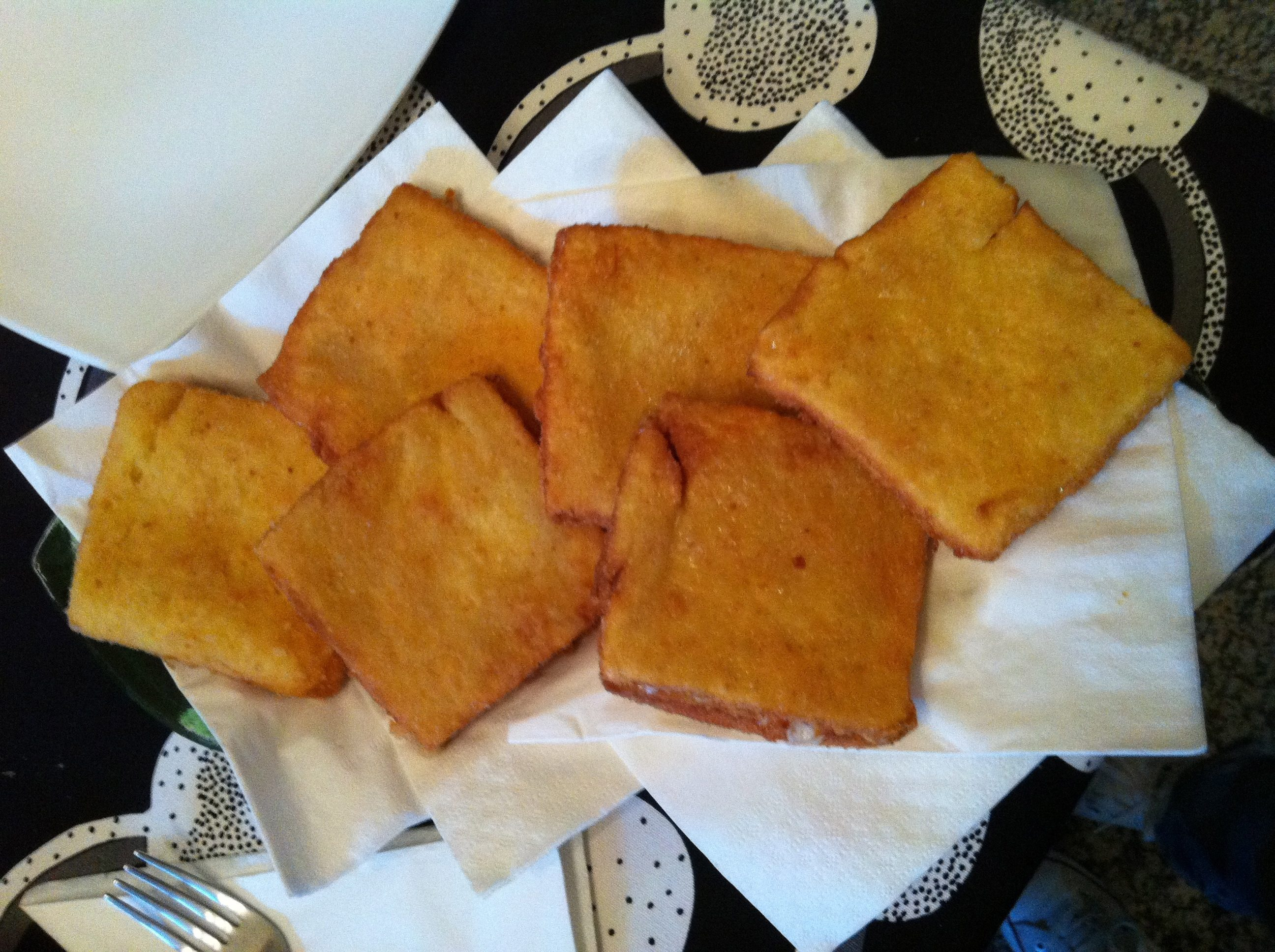 Mpzzarella in carrozza