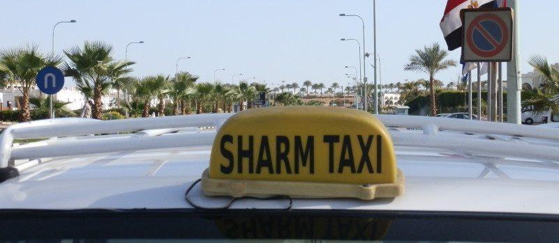 taxi a sharm