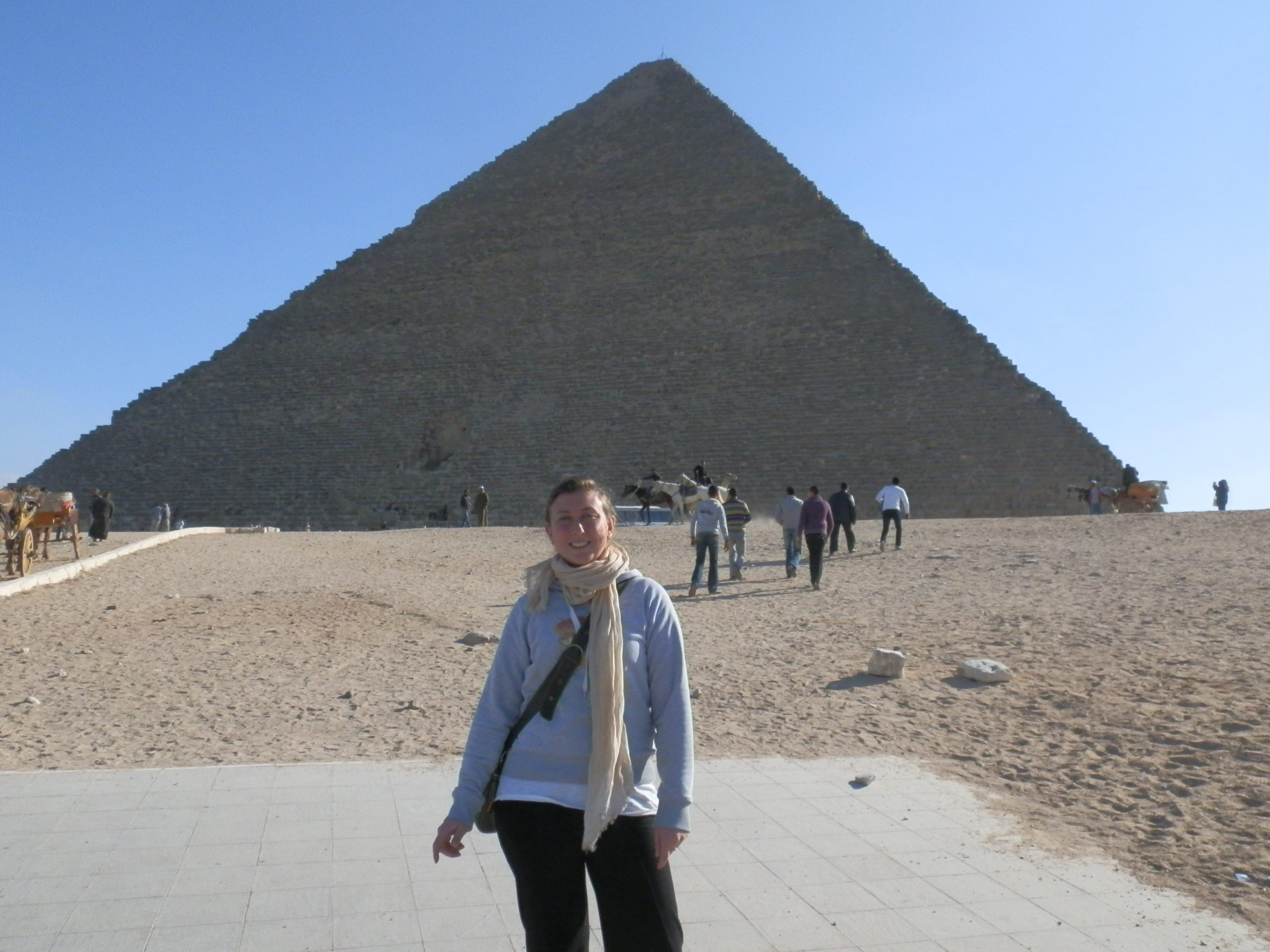 federchicca al Cairo