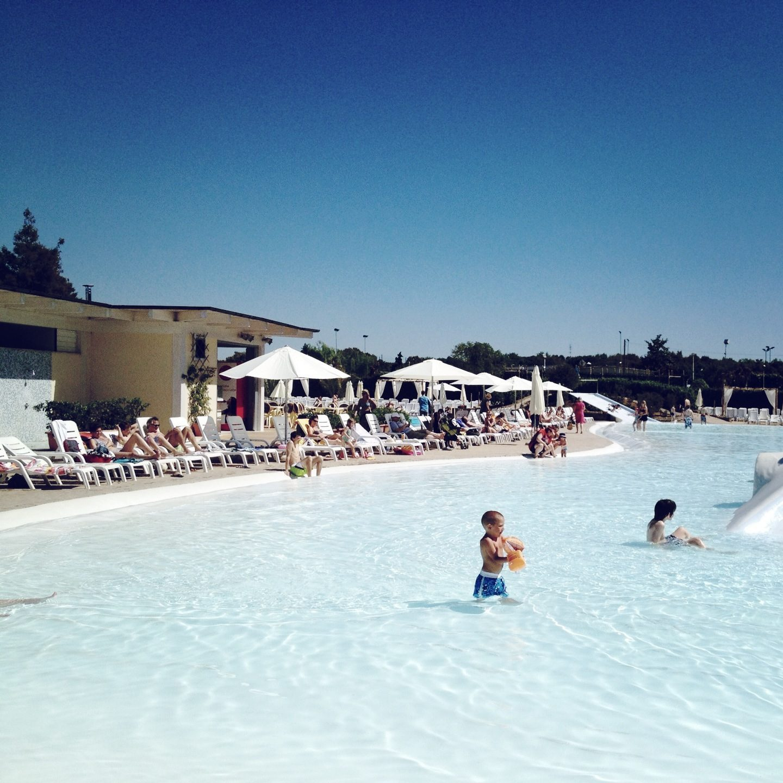 piscina fabulous