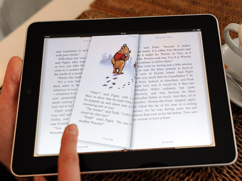 ipad e kindle libri gratis