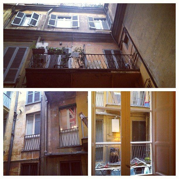 La finestra sul cortile e i vicini roma prima settimana federica piersimoni - La finestra sul cortile ...