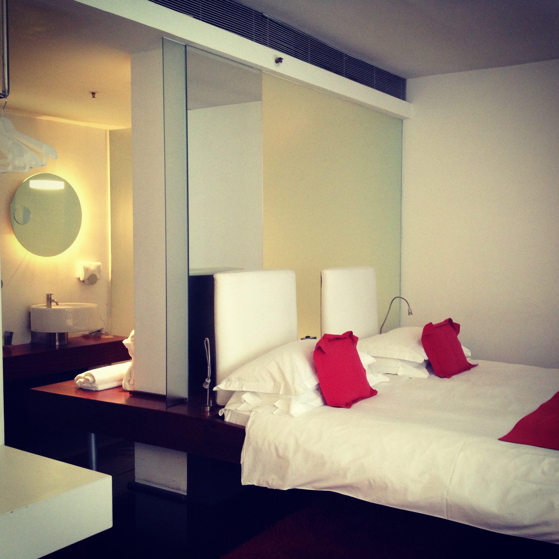 mini suite radisson