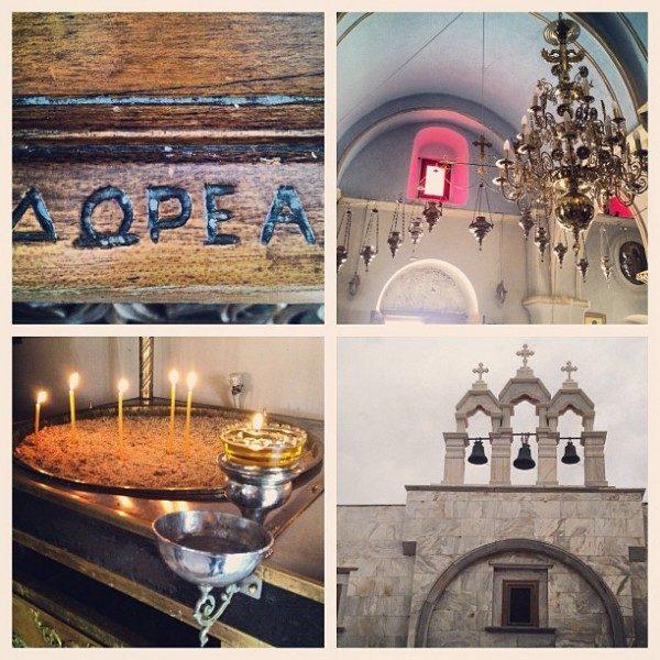 chiesa mykonos