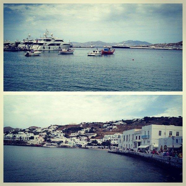 porto di mykonos
