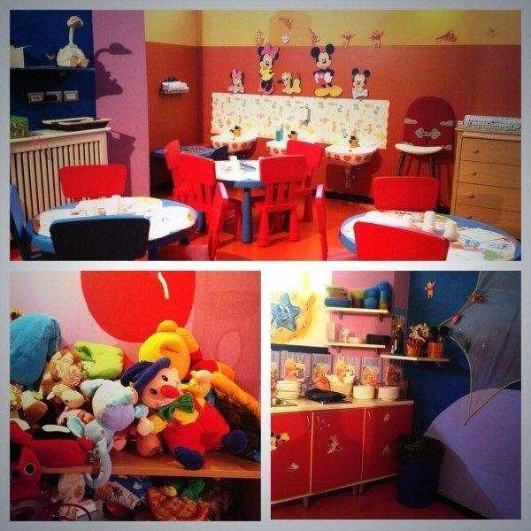 blu suite hotel bambini