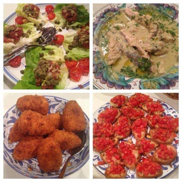 cena da donnafugata