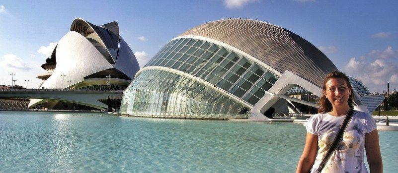 Federica a Valencia