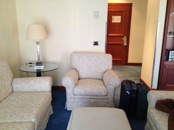 suite hotel terminus napoli