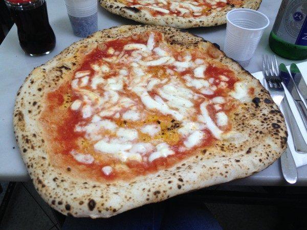 Pizza da Michele a Napoli