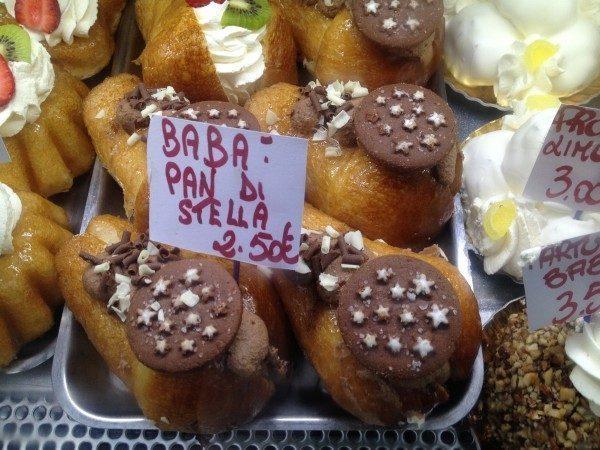 Babbà e Pan di Stelle