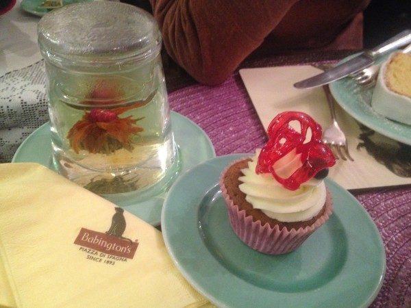 Tea e Cupcakes