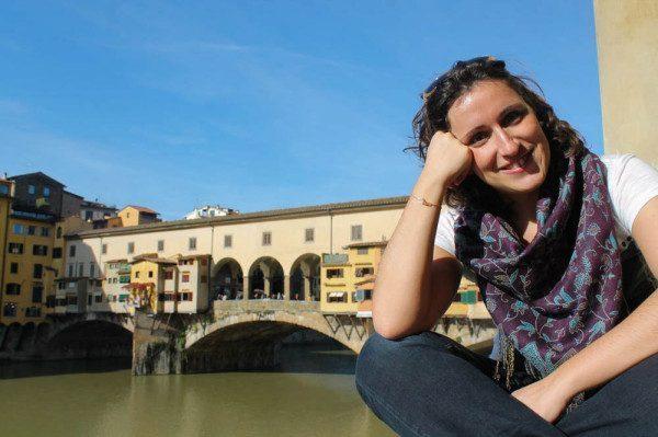 Valentina a Firenze con Tourné Gioielli