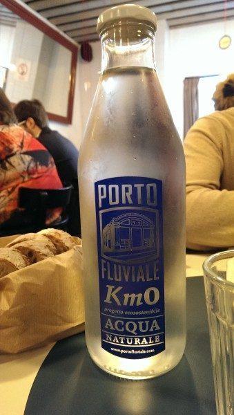 Acqua Porto Fluviale