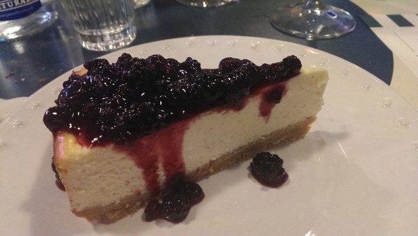 Cheesecake Porto Fluviale