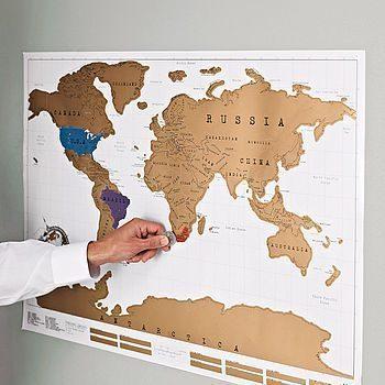 Cartina Del Mondo Da Parete.Mappe Geografiche Arredare Casa