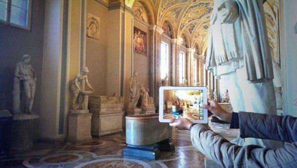 galleria delle statue