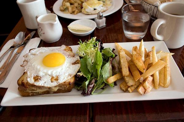colazione new york