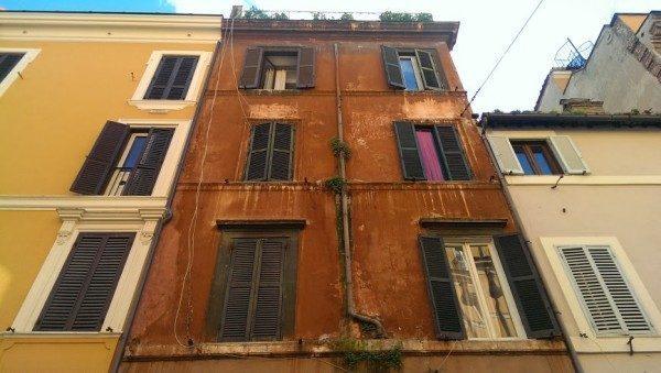Rione Borgo a Roma