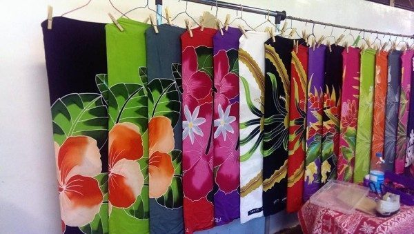 Tahiti mercato