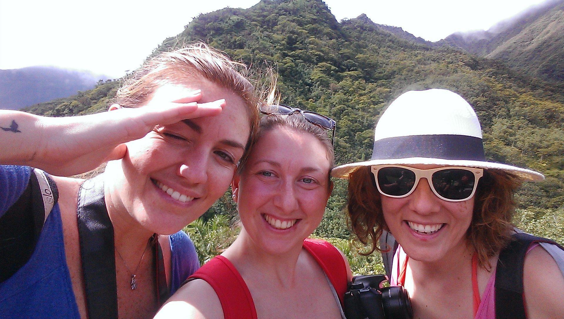 A Tahiti con le blogger