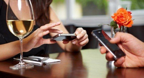 digital detox a tavola