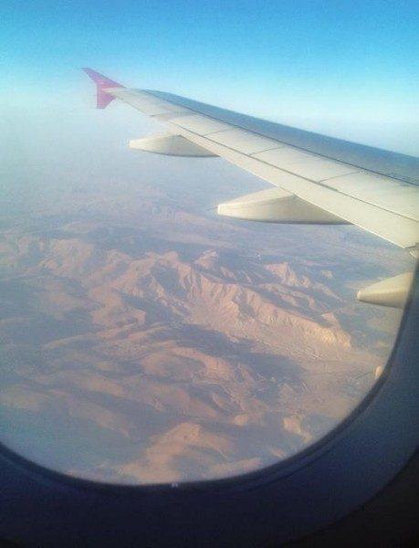 giordania-dallaereo