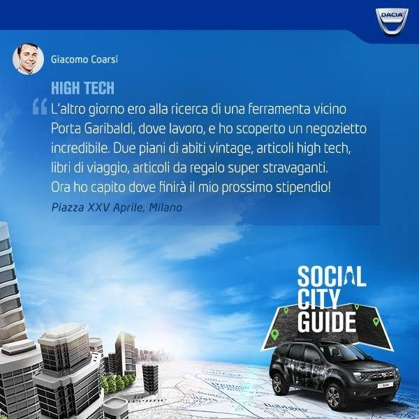 social city guide