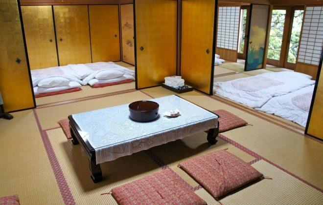 Viaggio in giappone organizzarsi low cost for Ryokan giappone