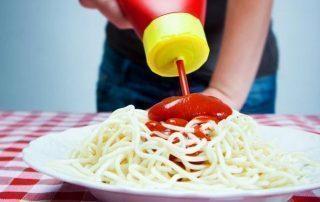 spaghetti all'estero