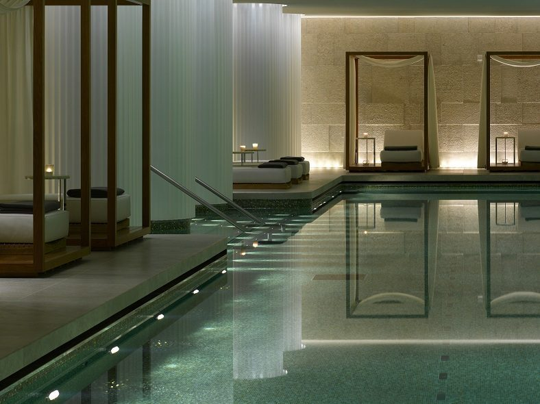 Bulgari Hotel, Knightsbridge, London.