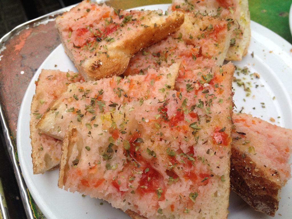 barcellona-Pa amb Tomaquet