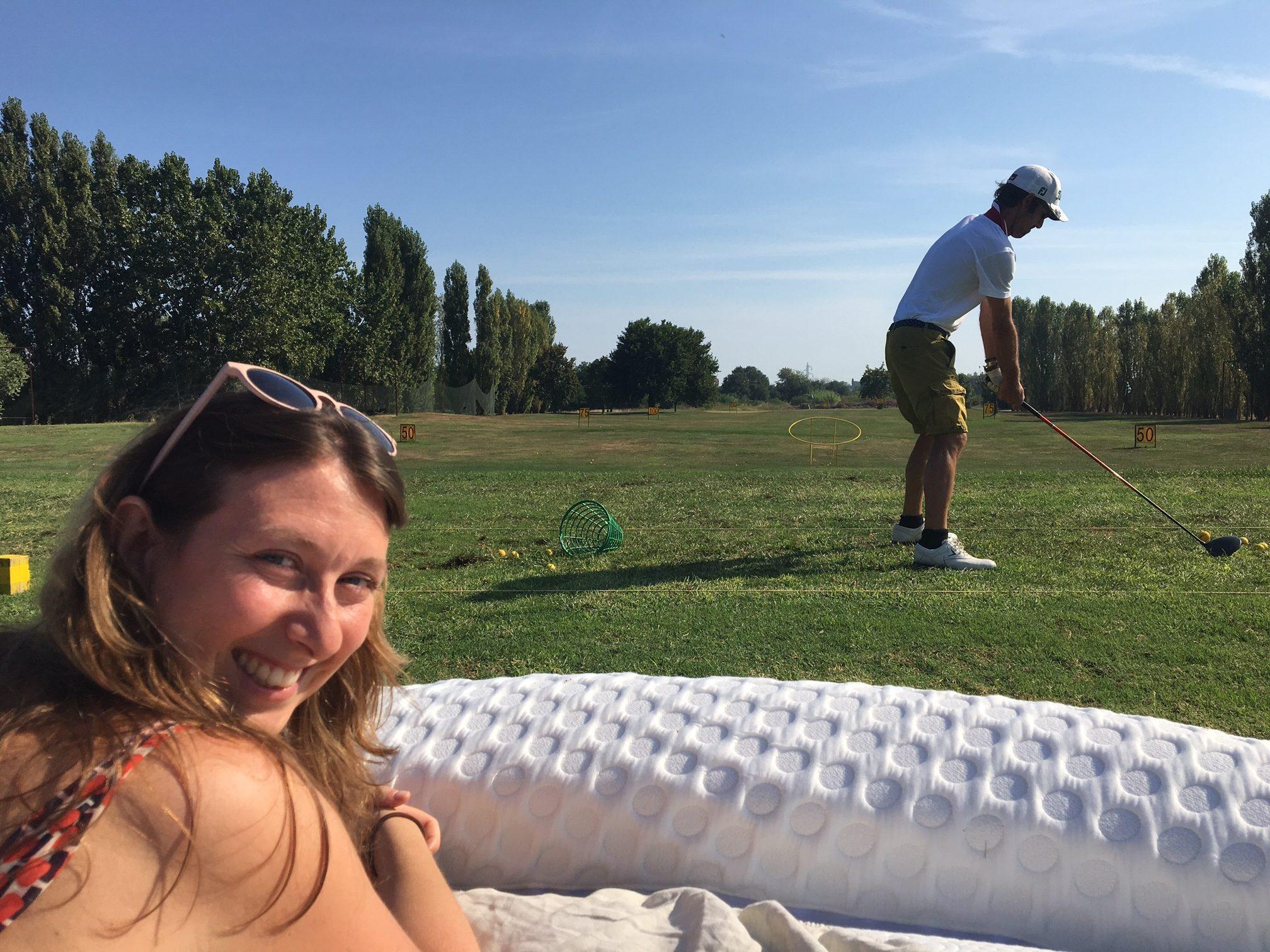 Sport e golf, attento a come riposi: qualche consiglio