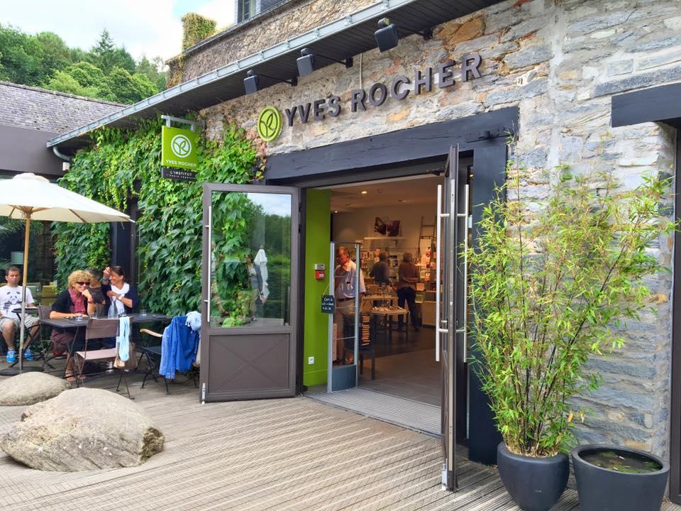 Yves Rocher, la visita a La Gacilly in Bretagna