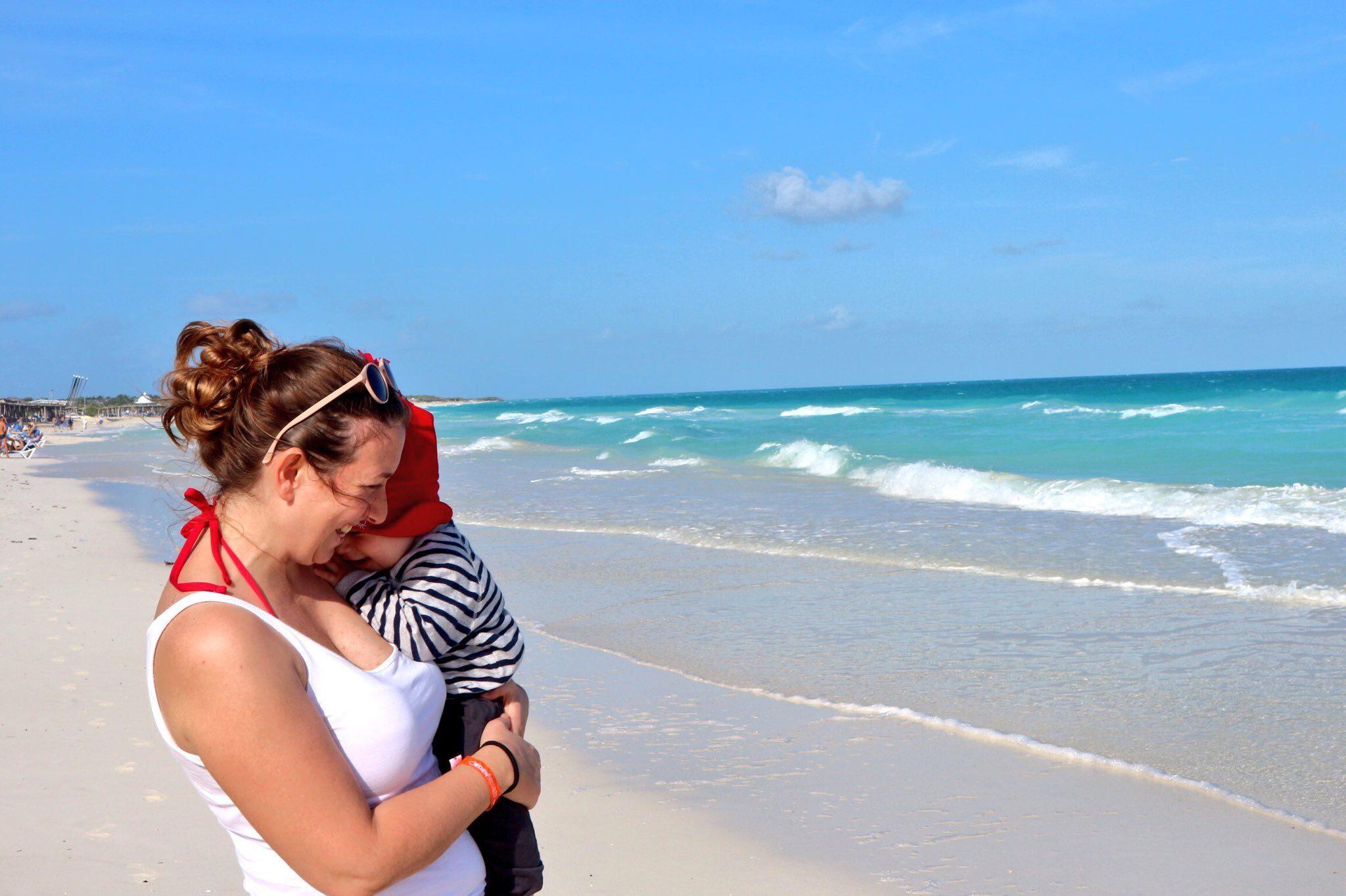 Volo intercontinentale con un neonato, consigli post Cuba