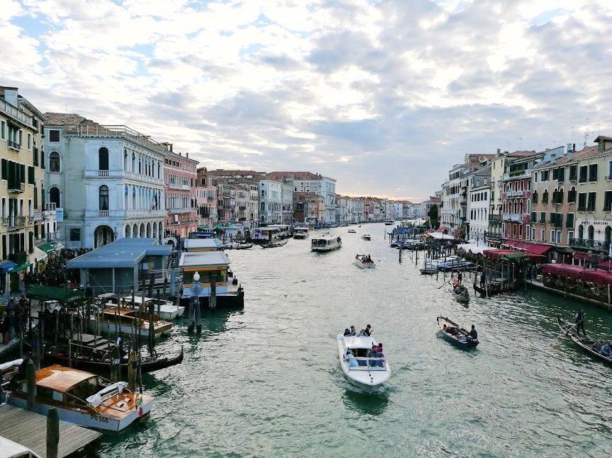 venezia-rialto-tramonto