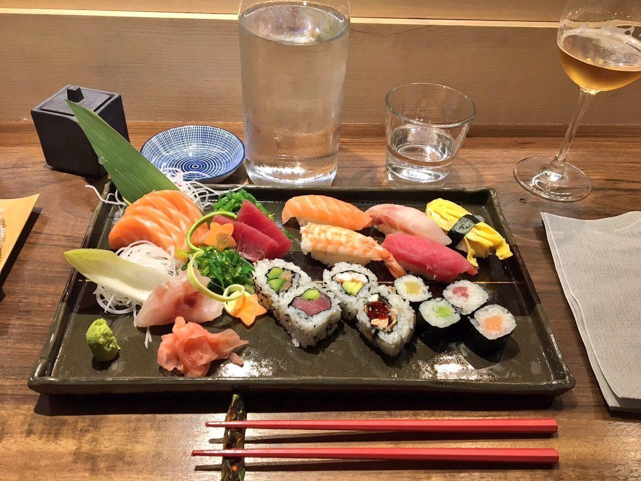 SanSui Japanese Garden-sushi