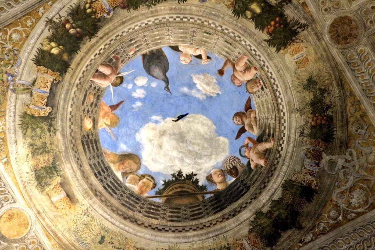 Mantova e cremona in un weekend in lombardia i borghi pi for Mantova camera sposi