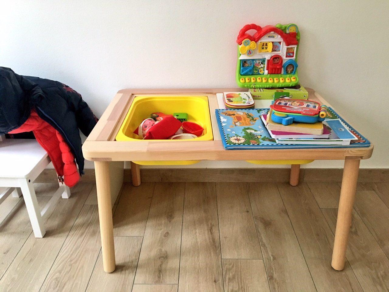 Letto montessoriano per bambini come crearlo con ikea a for Tavolo scorrevole letto ikea