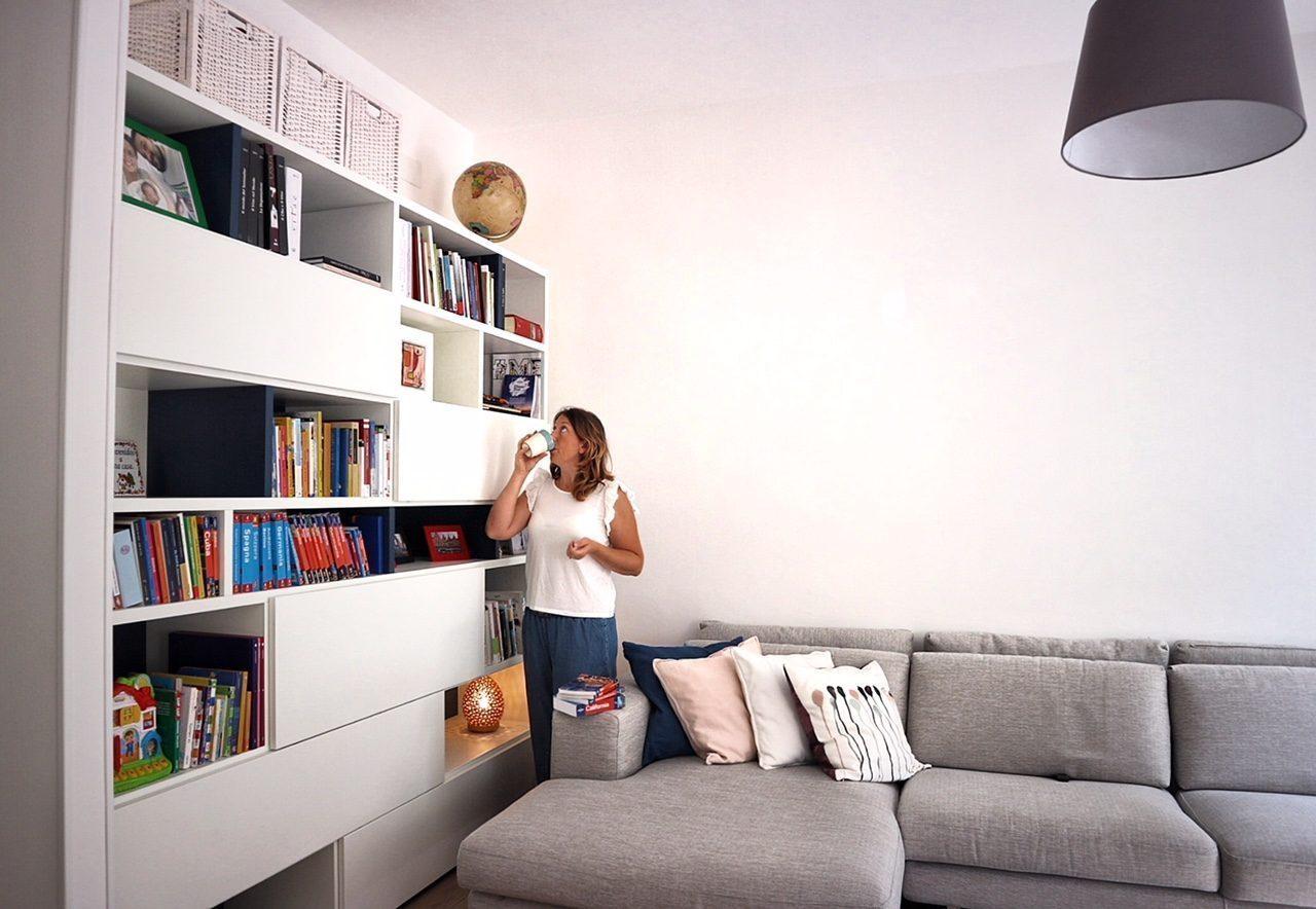 Libreria san giacomo la libreria contenitiva e di viaggio for Antolini arredamenti
