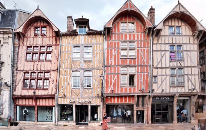 Troyes centro Federica