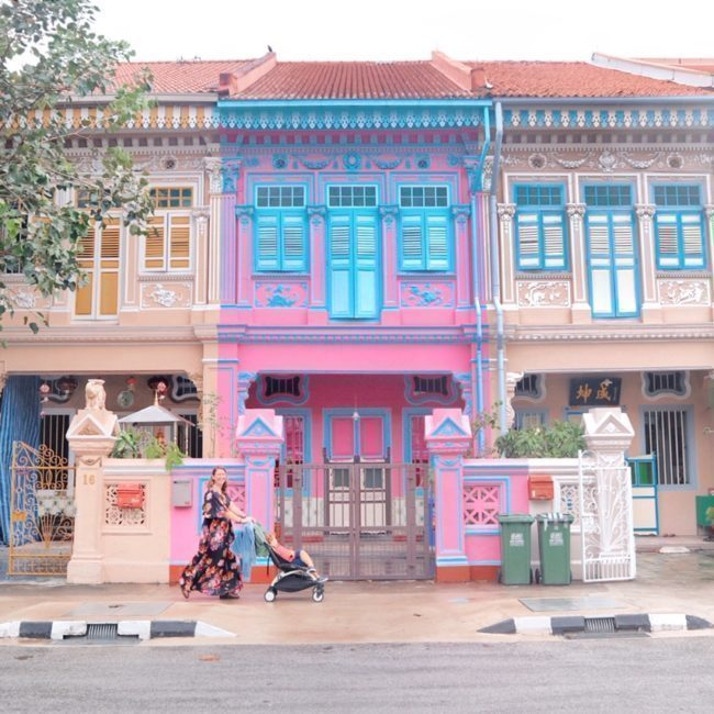 Singapore Joo Chiat