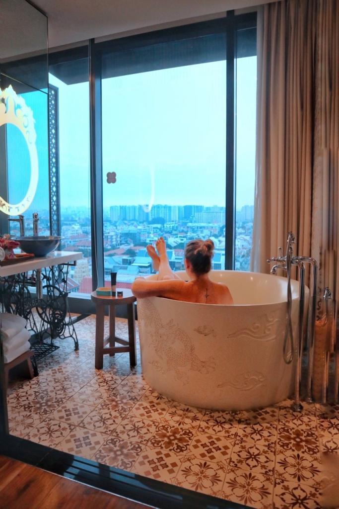 Beauty box Singapore Hotel