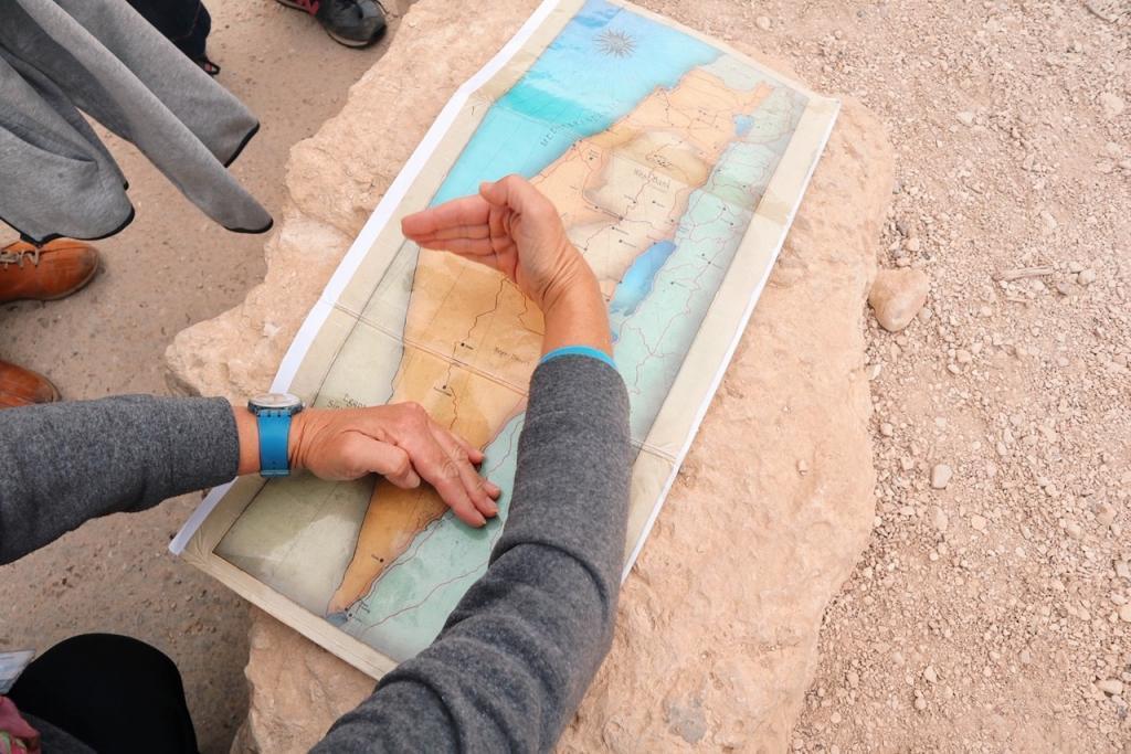 Israele-Eilat-mappa
