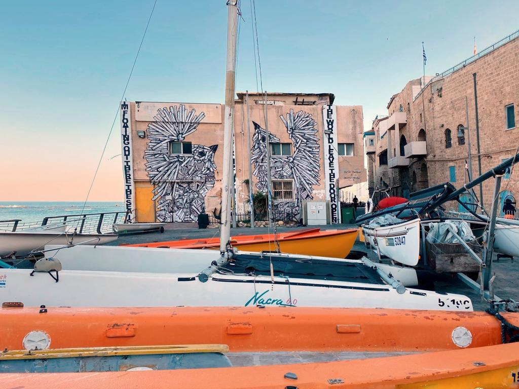 tel-aviv-porto