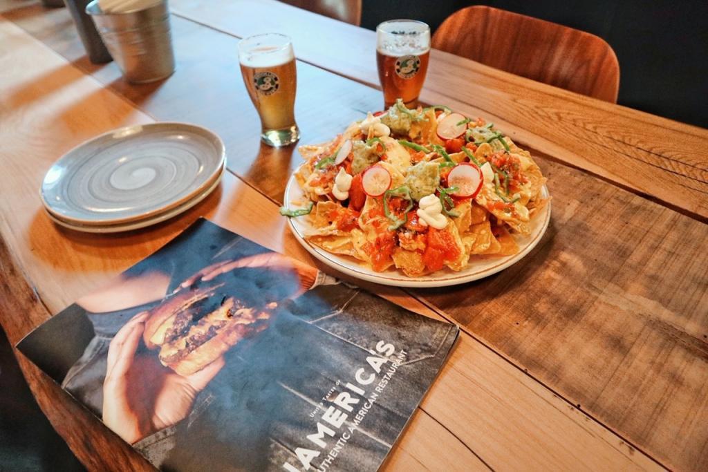 Hamerica's Rimini party nachos