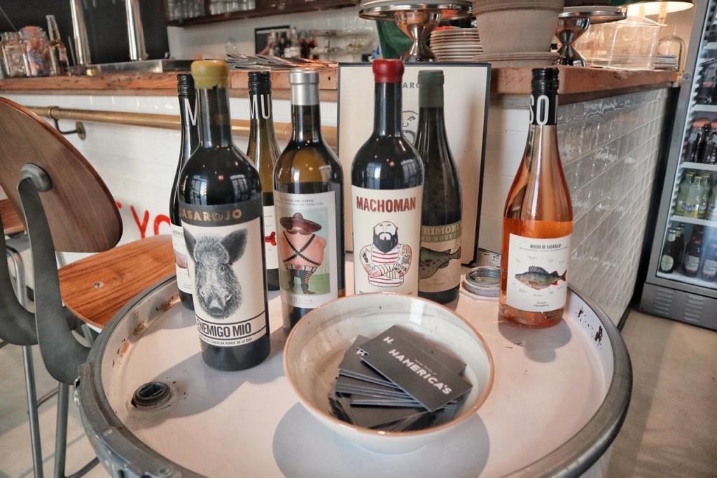 Hamerica's Rimini vini