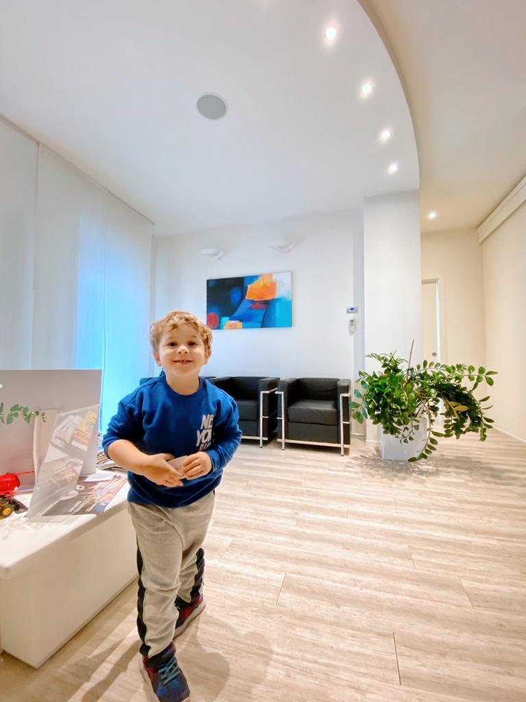 Studio Pediatrico Ciulla ingresso Giulio